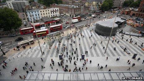 King's Cross Square