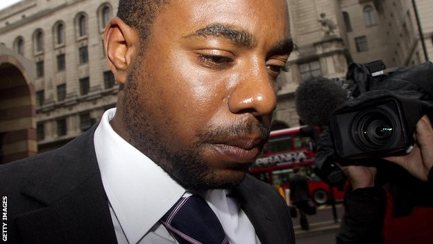 Spot-fixing cricketer Mervyn Westfield