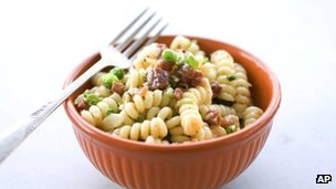 A bowl of pasta (file image)