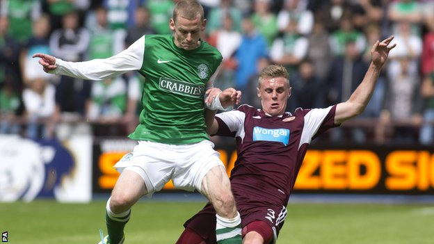 Edinburgh derby