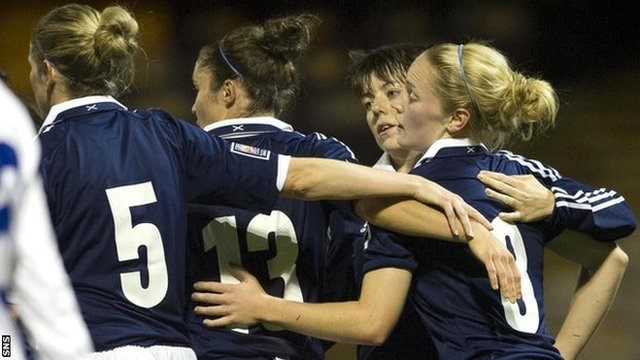 Highlights - Scotland 7-0 Bosnia