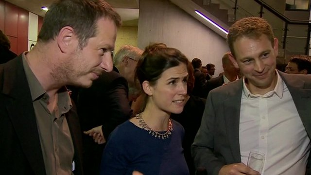 William Mann, Dr Anna Keay, Steven Witherford