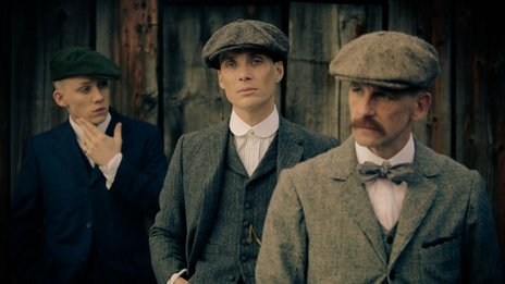 Shot from Peaky Blinders