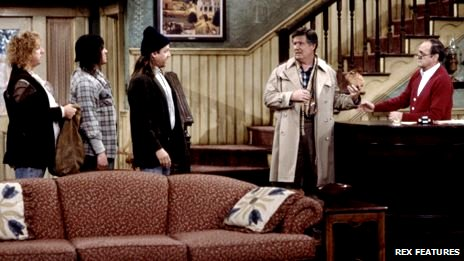A scene from Newhart