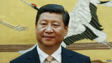 File photo: Xi Jinping