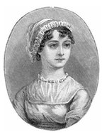 Portrait of Jane Austen