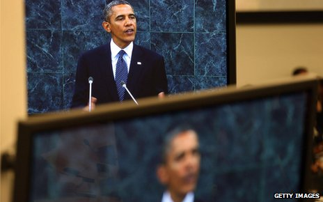Barack Obama at the 68th UN General Assembly