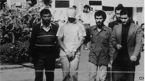 نتيجة بحث الصور عن أزمة الرهائن الأمريكيين في طهران