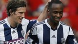 Billy Jones and Saido Berahino