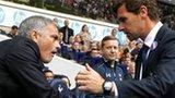Jose Mourinho & Andre Villas-Boas