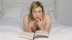 Renee Zellweger as Bridget Jones in The Edge of Reason