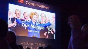 Thatcher tribute
