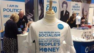 Tory Thatcher merchandise