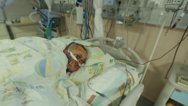 Syria victim after hospital attack
