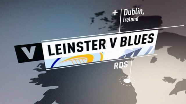 Leinster v Blues