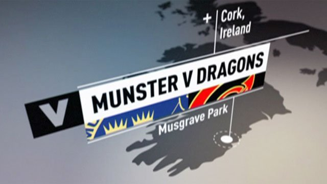 munster vs dragons