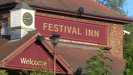 Festival Inn in Trowell