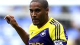 Swansea City captain Ashley Williams