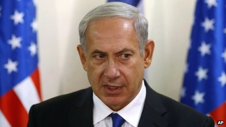 Israeli PM Benjamin Netanyahu speaks in the US (15 Sept 2013)