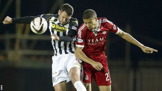 Highlights - St Mirren 1-1 Aberdeen