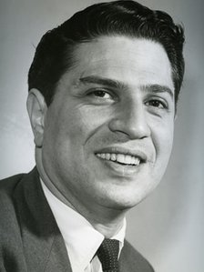Ralph Miliband in 1957