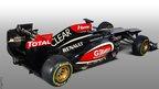 Lotus 2013 E21 car