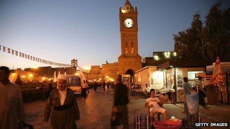 Erbil, September 2013