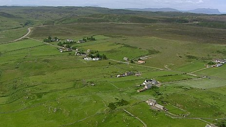 View of Caithness