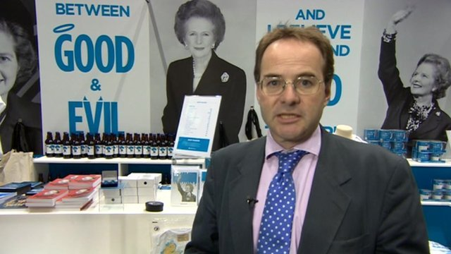 Quentin Letts at Conservative conference