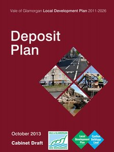Draft plan cover