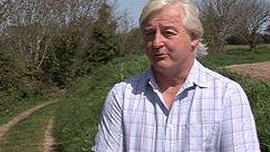 Constable-elect John Le Maistre