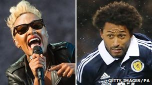 Emeli Sande and Ikechi Anya