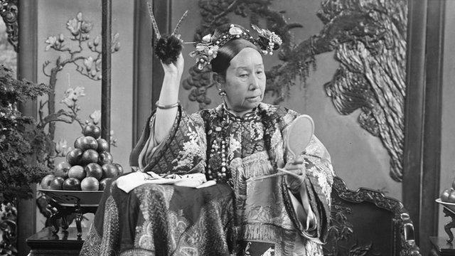 Empress Dowager Cixi
