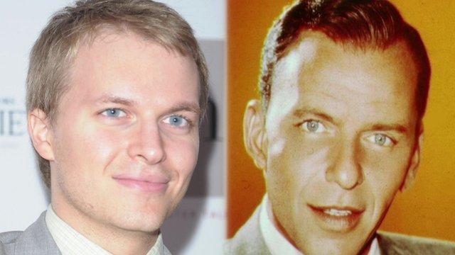 Ronan Farrow, Frank Sinatra