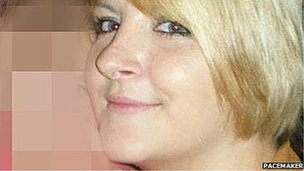 Lauren O'Neill was shot dead in Bellaghy last year