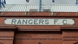 The front of Rangers' Ibrox Stadium