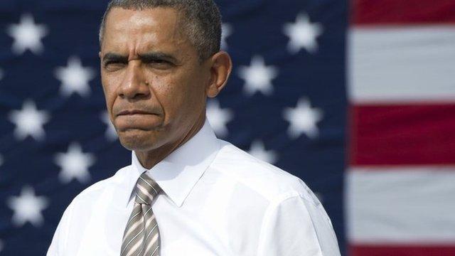 File photo: Barack Obama