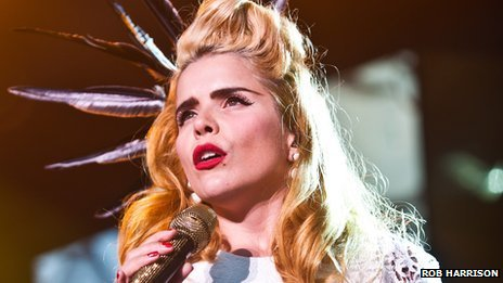 Paloma Faith headlined day five of the Henley Festival