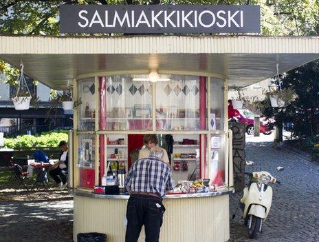 Salmiakki kiosk