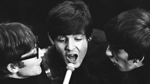 John Lennon, Paul McCartney, George Harrison
