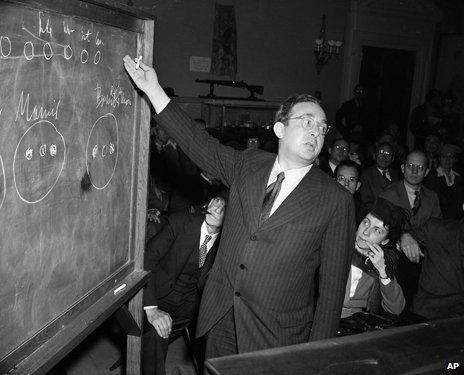 Leo Szilard, 1945