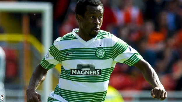 Super eagles defender Efe Ambrose pens new 4-year contract with Celtic
