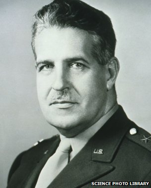 General Leslie Groves