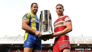 Adrian Morley & Sam Tomkins