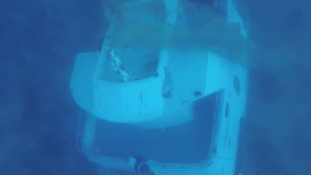 Lampedusa boat wreck