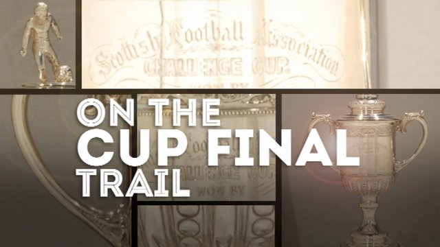 BBC Scotland's Jonathan Sutherland continues his travels featuring the early rounds of the Scottish Cup.