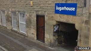 The Sugarhouse nightclub