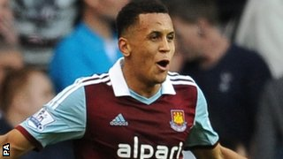 West Ham's Ravel Morrison
