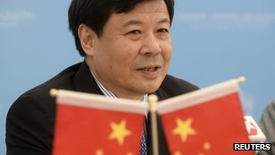 China warns on debt