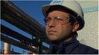 Gazprom's Artur Akopov